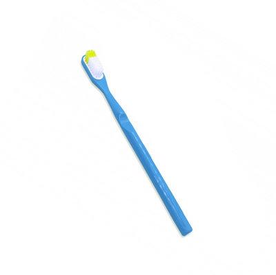 Brosse à dents à tête rechargeable - bleu souple