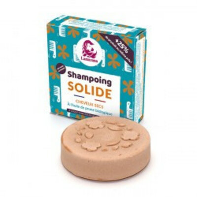 Shampoing solide pour cheveux secs - Huile de prune