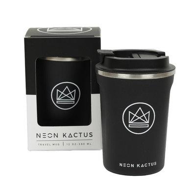 Mug de voyage Rock Star - Noir 380ml