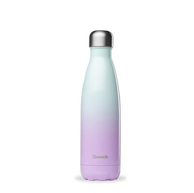 Bouteille sky rose 500 ml inox, isotherme