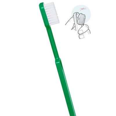 Brosse à dents à tête rechargeable - vert medium