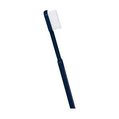 Brosse à dents à tête rechargeable - bleu marine souple