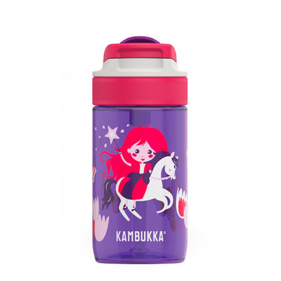 Gourde princesse Lagoon Magic Princess 400 ml tritan sans BPA anti fuite