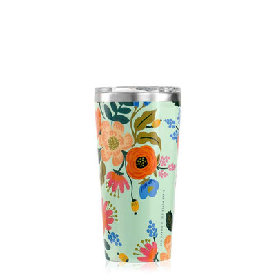 Mug isotherme LIVELY FLORAL 500 ml inox RIFLE PAPER CO