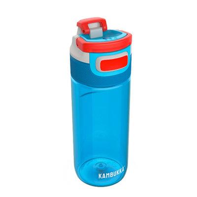 Bouteille Caraïbes Elton Caribbean  tritan sans BPA anti fuite