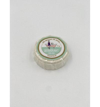 Recharge déodorant solide sans bicarbonate ni huiles essentielles 50g