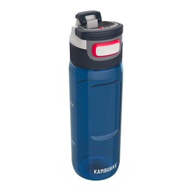 Bouteille bleu nuit Elton Midnight Blue  tritan sans BPA anti fuite