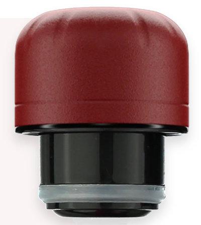 Bouchon de rechange rouge mat pour bouteille Chilly's260 et