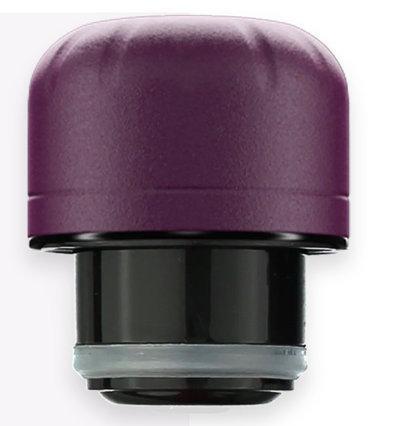 Bouchon de rechange violet mat pour bouteille Chilly's260 et