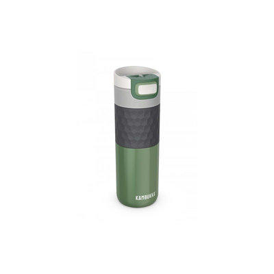 Mug isotherme Etna Seagreen  inox anti fuite