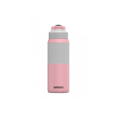 Bouteille réutilisable Lagoon Insulated Pink lady  inox