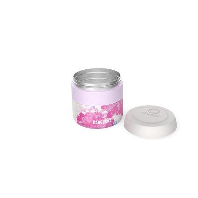 Boîte à repas FOOD JAR Pink Blossom 400 ml