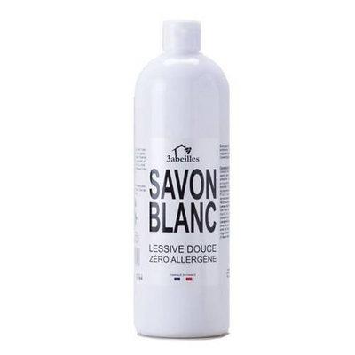 Savon Blanc Lessive Liquide douce et sans allergènes1 l