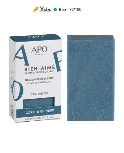 Savon Bien-Aimé - Corps et Cheveux - 100 g