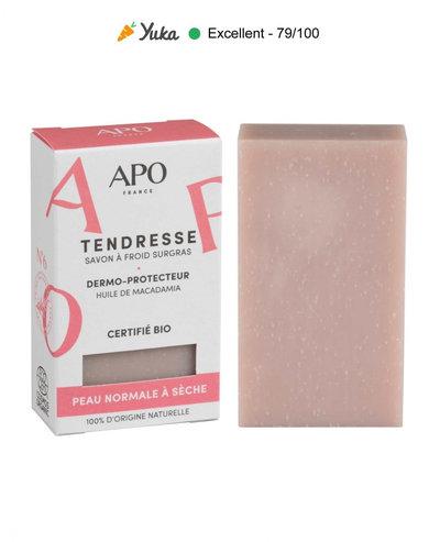 Savon tendresse pour peau normale à sèche 100 g