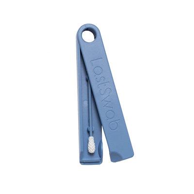 Coton-tige réutilisable Bleu Baleine