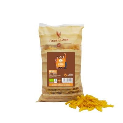 Fusilli au Quinoa bio et équitable 500 g
