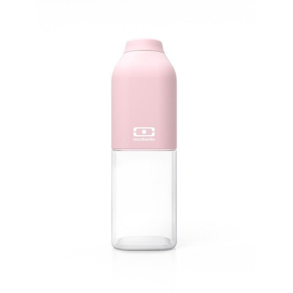 Bouteille nomade MB Positive M rose litchi 500 ml