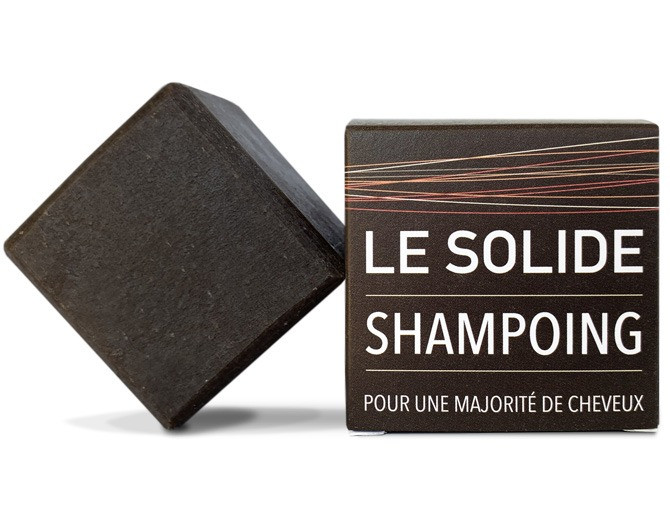 Shampoing solide Vegan Le Solide 120g