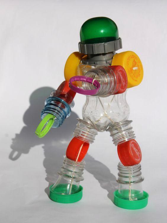 Robot de l'espace DIY