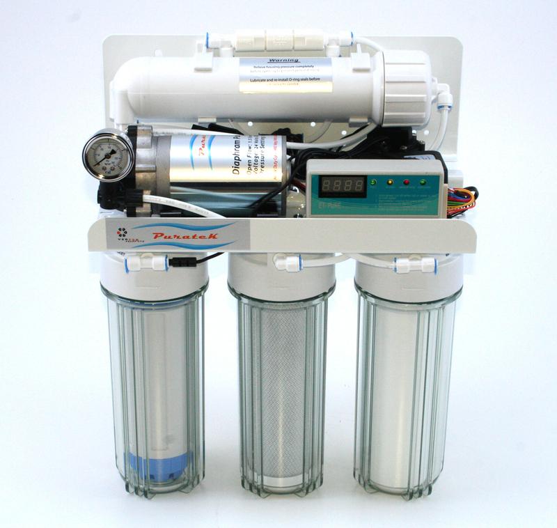 Osmoseur purificateur d'eau